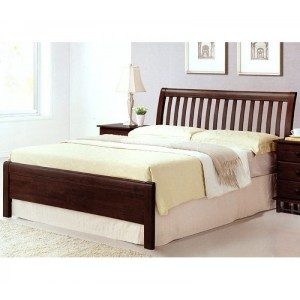 Кровать 3601 - Венге