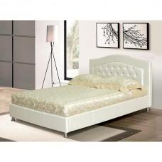 Кровать Laura перламутровая