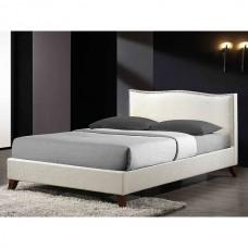 Кровать MUSHKA жемчужная