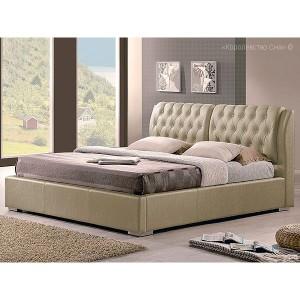 Кровать Sophia античный золотой